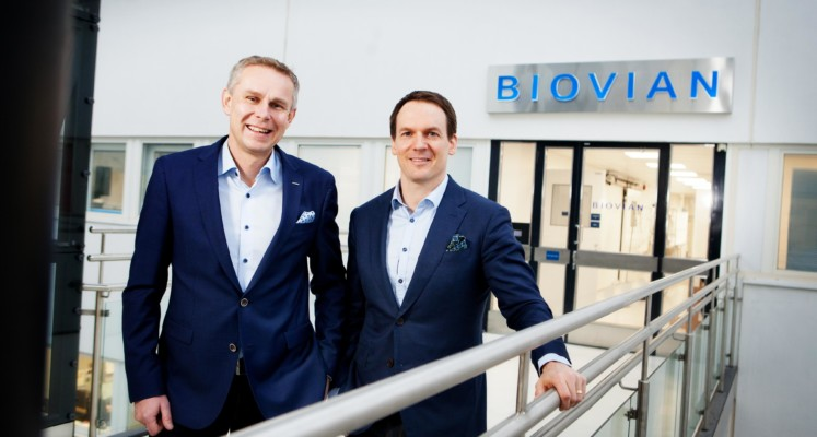 Biovian Signs an agreement about manufacturing of a COVID-19 vaccine candidate