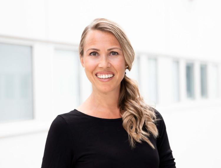 Tytti Massinen, Global Marketing Manager, Biovian