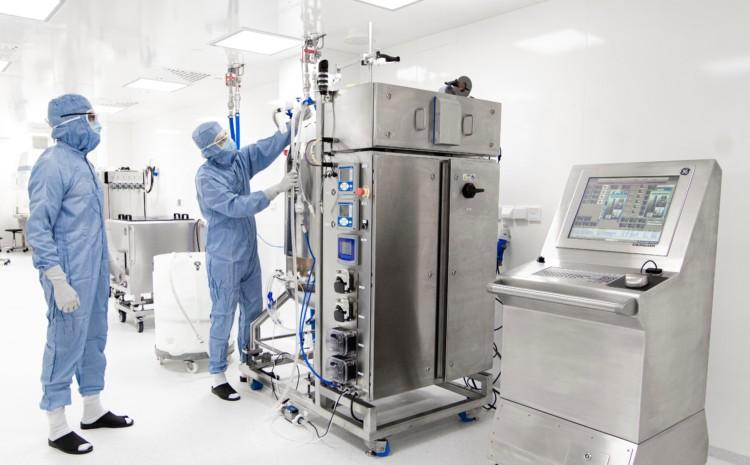 Scaling up Viral Vector manufacturing requires individually tailored processes. Biovian, CDMO