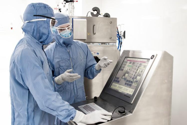 State of the art Viral Vector manufacturing facility at Biovian, CDMO